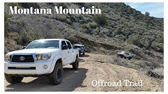 Montana Mountain Loop offroad Arizona