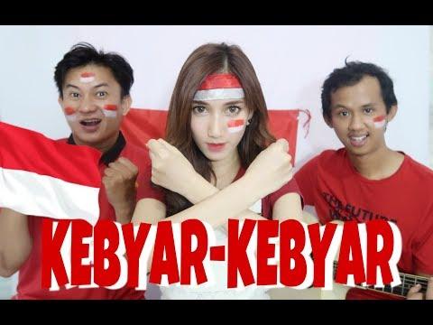 KEBYAR-KEBYAR cover Marisha Chacha , Mika Santo , Mario Sitompul