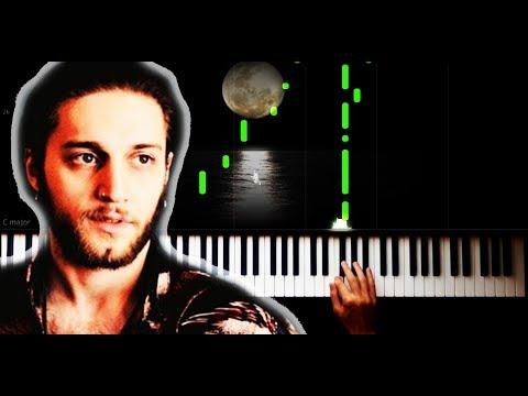 Ay Tenli Kadın - Piano Tutorial by VN