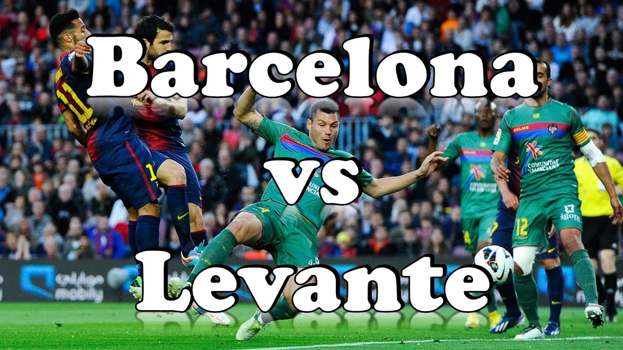 Ver Barcelona vs Levante 29 de Enero del 2014 Cuartos de Final Copa ...