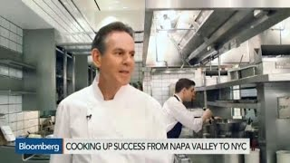 In the Kitchen: Thomas Keller Goes Behind $310 Meal