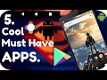 5 Must Have Apps   Pixel Navbar App included
