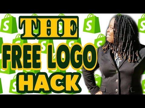 How To Make A Free Shopify Logo