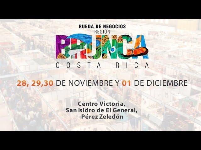 Rueda Negocios Región Brunca Costa Rica