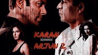 Karan Arjun 2 - Trailer | Salman Khan | Katrina Kaif | Shahrukh Khan | Deepika Padukone | [FanMade]