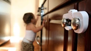 Как обезопасить ребенка дома, заглушки, замки на шкафы, двери и ящики | Алиэкспресс обзор
