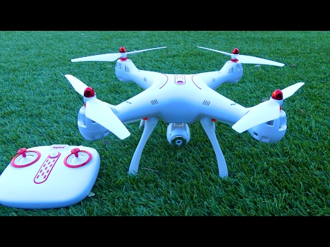 Drone Review - Syma X8SC