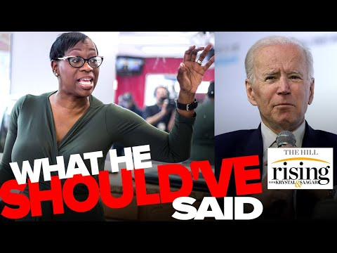 Nina Turner REACTS: Minneapolis, Amy Cooper, and what Biden should have said to black America