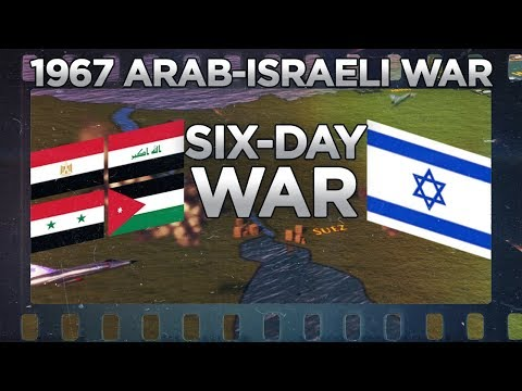 Six-Day War (1967) - Third ArabIsraeli War DOCUMENTARY