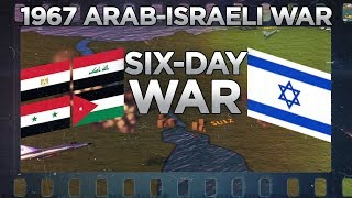 Six-Day War (1967) - Third Arab-Israeli War DOCUMENTARY