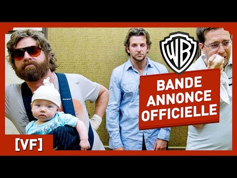 Very Bad Trip - Bande Annonce Officielle (VF) - Bradley Cooper / Zach Galifianakis / Todd Phillips poster