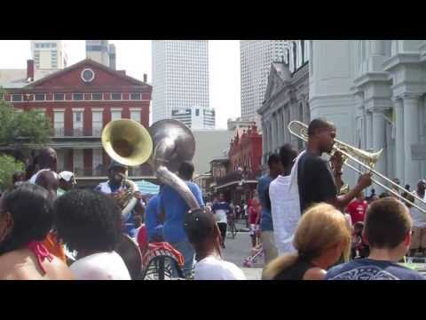 Free Spirit Brass Band - For The Love Of Money - 7/4/13