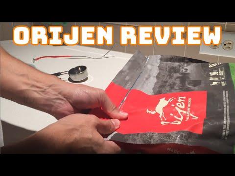 Orijen Brand Dog Food Review