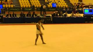 Abhijit Shinde (IND) - 2014 Commonwealth Invitational - Floor