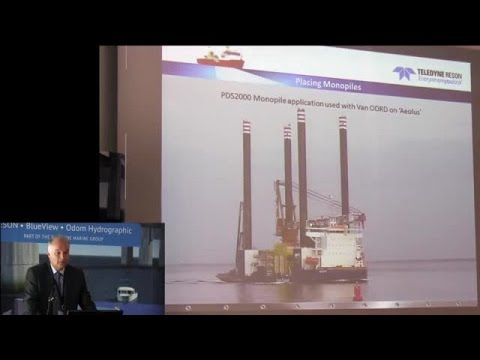 Offshore wind parks:  Solutions during wind park's life-span