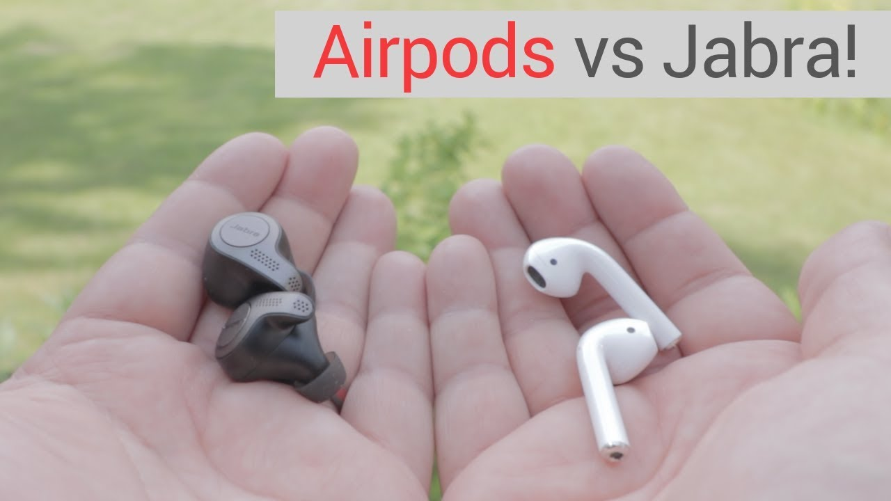 Apple Airpods vs Jabra Elite 65T: Which True Wireless Earbud wins?!
