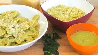 Baby Food - Peas Pesto Pasta Trio - From 6 Months Up