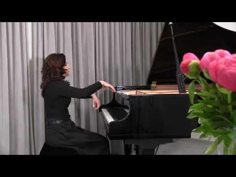 """Benefiz-Konzert """"Gutes Herz""""  zu Gunsten der krebskranken Makhfuza Mirzaeva Taschkent/Usbekistan F.Liszt (1811-1886) Liebestraum"""