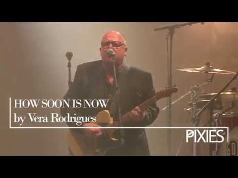 Pixies Interview at NOS ALIVE Festival Lisbon 2016