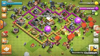 #2 clash of clans. Aanvallen in war!!!