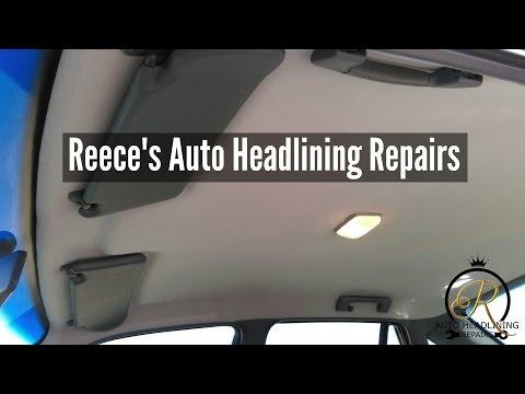 Repair Car Headliner in Adelaide