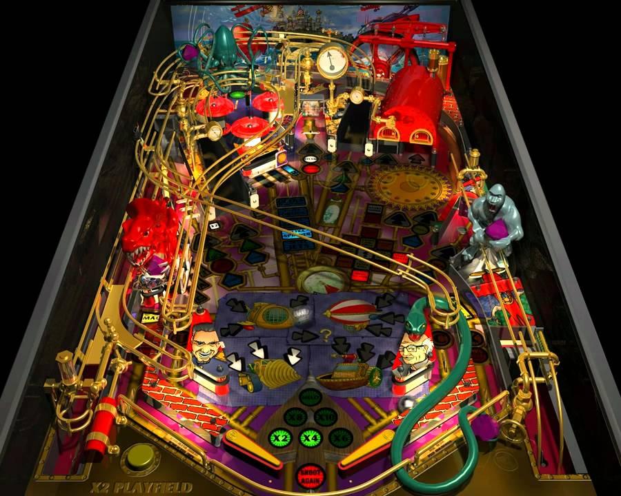 Pro Pinball Fantastic Journey (Playstation) Details