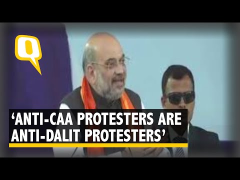Live: Amit Shah Addresses Rally In Hubli, Karnataka