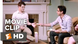 Slow Learners Movie CLIP - Book Club (2015) - Adam Pally, Sarah Burns Movie HD
