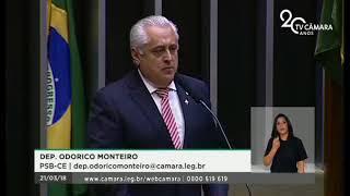Deputado Odorico Monteira cobra a regularização do seguro defeso para Pescadores Artesanais
