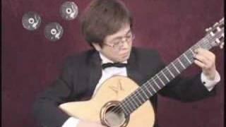 classical guitar Oh plays Recuerdos de la Alhambra
