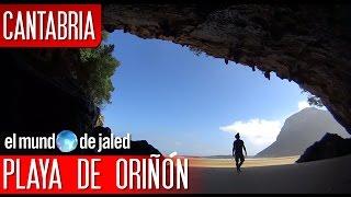 PLAYAS DE CANTABRIA | Playa de ORIÑÓN - Castro Urdiales - EL MUNDO DE JALED