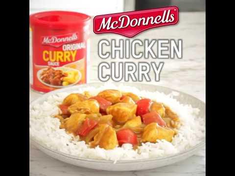 Mcdonnells Chicken Curry