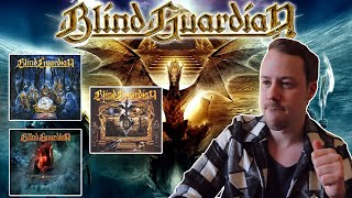 Blind Guardian Albums Ranked