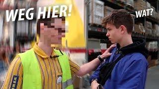 UIT DE IKEA GEZET! - Geen vlog