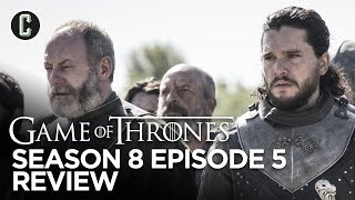 "Game of Thrones Review: Season 8 Episode 5 ""The Bells"" - Thrones Talk"