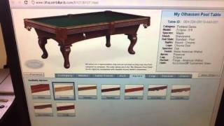 How To Build An Olhausen American Pool Table
