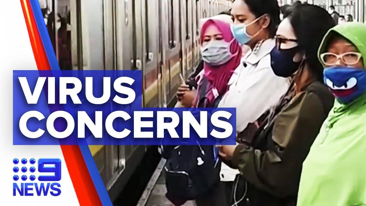 Coronavirus: Indonesia on the cusp of virus disaster   Nine News Australia – Nine News Australia