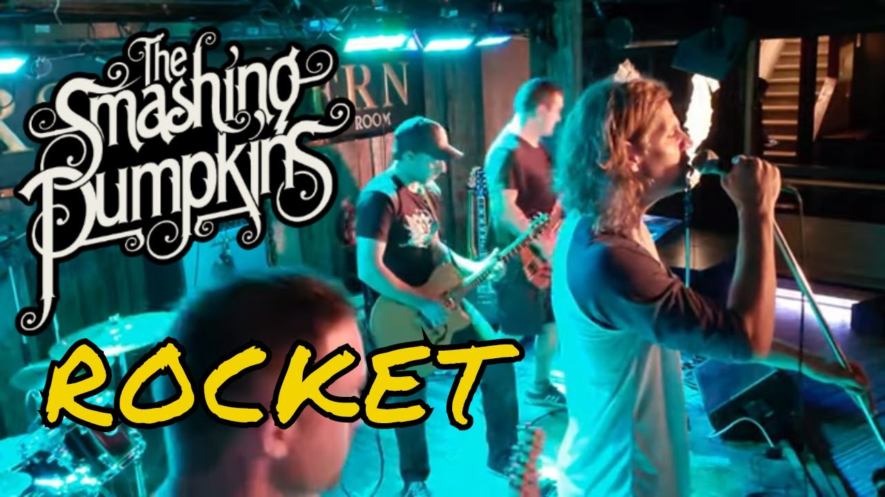 The Smashing Pumpkins -  Rocket (Full Band Cover)