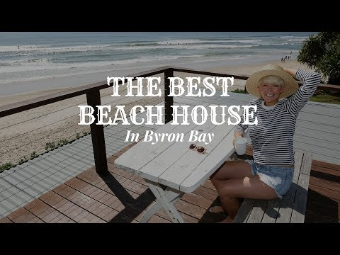 The Best Beach House Airbnb In Byron Bay