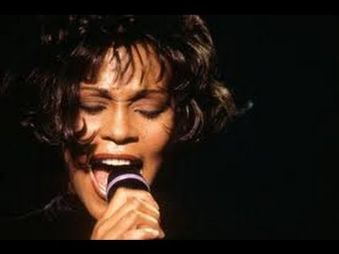 Remembering Whitney Houston.