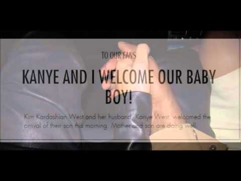 Kim Kardashian and Kanye West have baby #2 (Saturday, December 5)