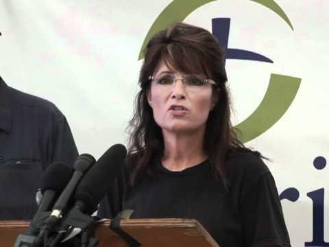 Palin broadens horizons in troubled Haiti
