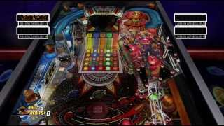 Pin*Bot Pinball Hall of Fame: The Williams Collection Xbox 360 gameplay 720P