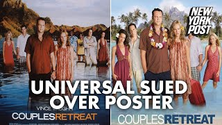 Universal sued for cutting black couple from 'Couples Retreat' publicity posters | New York Post