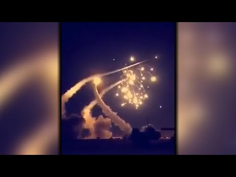 Rebels in Yemen fire missiles over Saudi capital