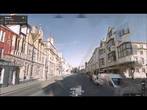 Часть 43.  Город  Оксфорд.  Part 43.  City Oxford.