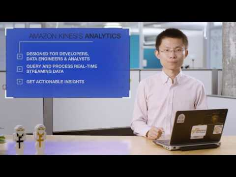Amazon Kinesis Analytics Webinar