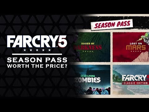 FAR CRY 5 - SEASON PASS Worth it?! | Free CONTENT and DETAILS  [FC5]