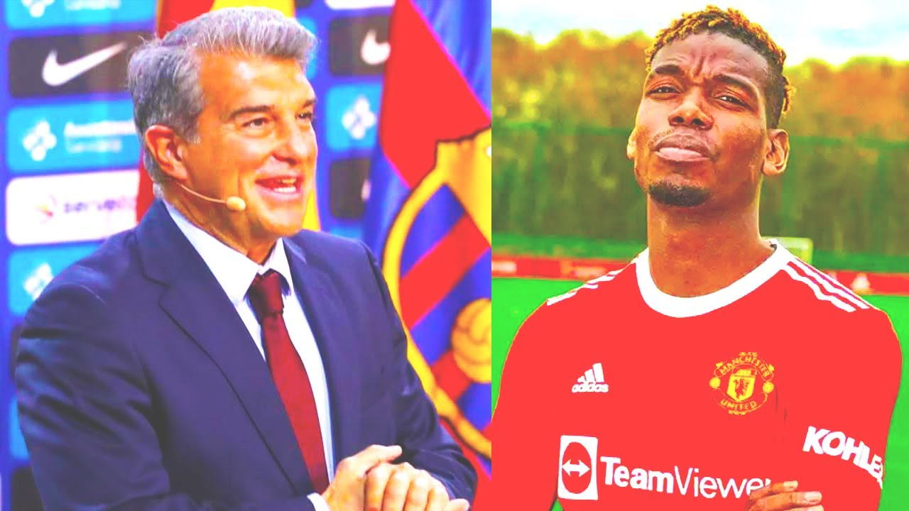 BARCELONA SHOCKED WITH POGBA TRANSFER!? THIS IS WHAT happene