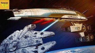 Millennium Falcon VS Normandy SR2 | BATTLE SCENARIO PART 2